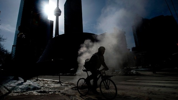 Extreme cold weather alert lifted but it will still feel like - 14