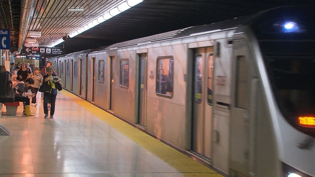 Section of TTC's Line 1 shut down this weekend due to signal