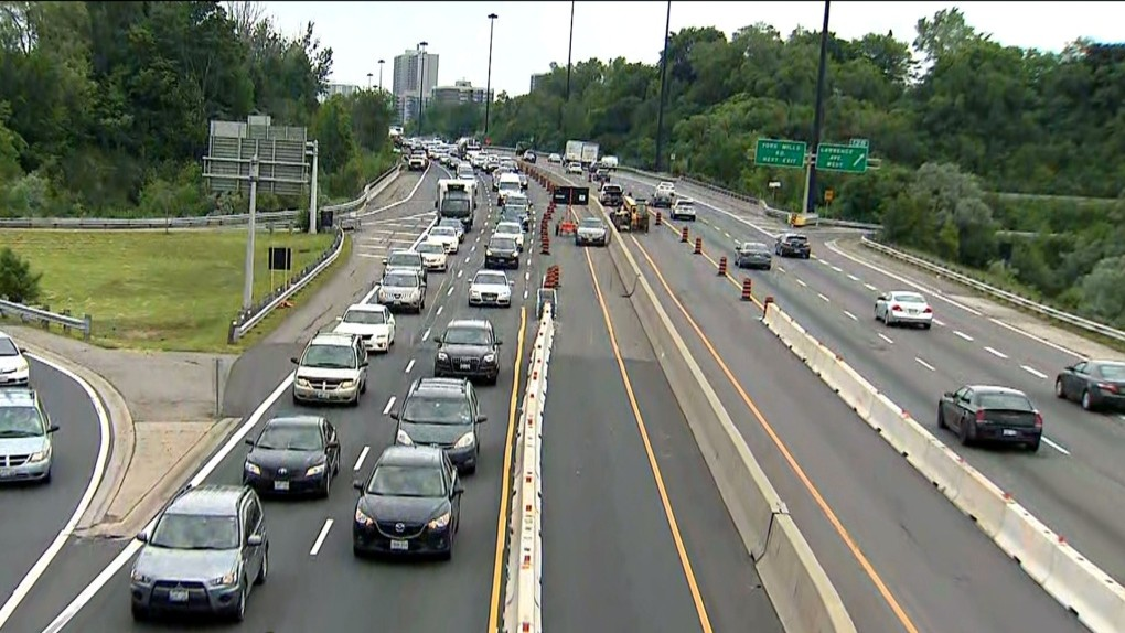 Major road closures in effect Sunday for Toronto Triathlon