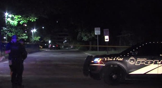 One injured after shooting in Scarborough's Curran Hall