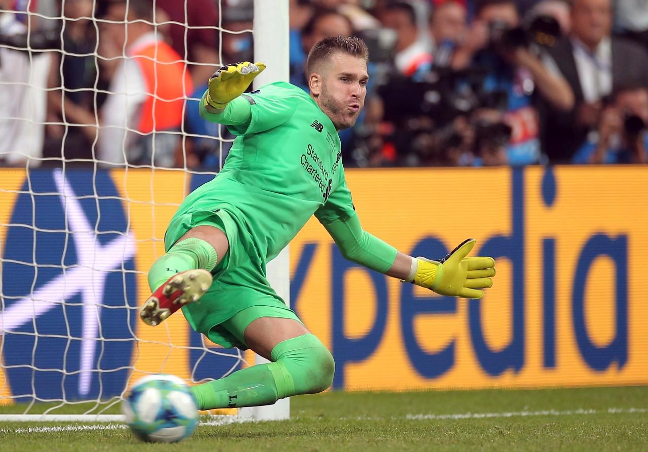 Freak injury leaves Liverpool facing goalkeeper crisis