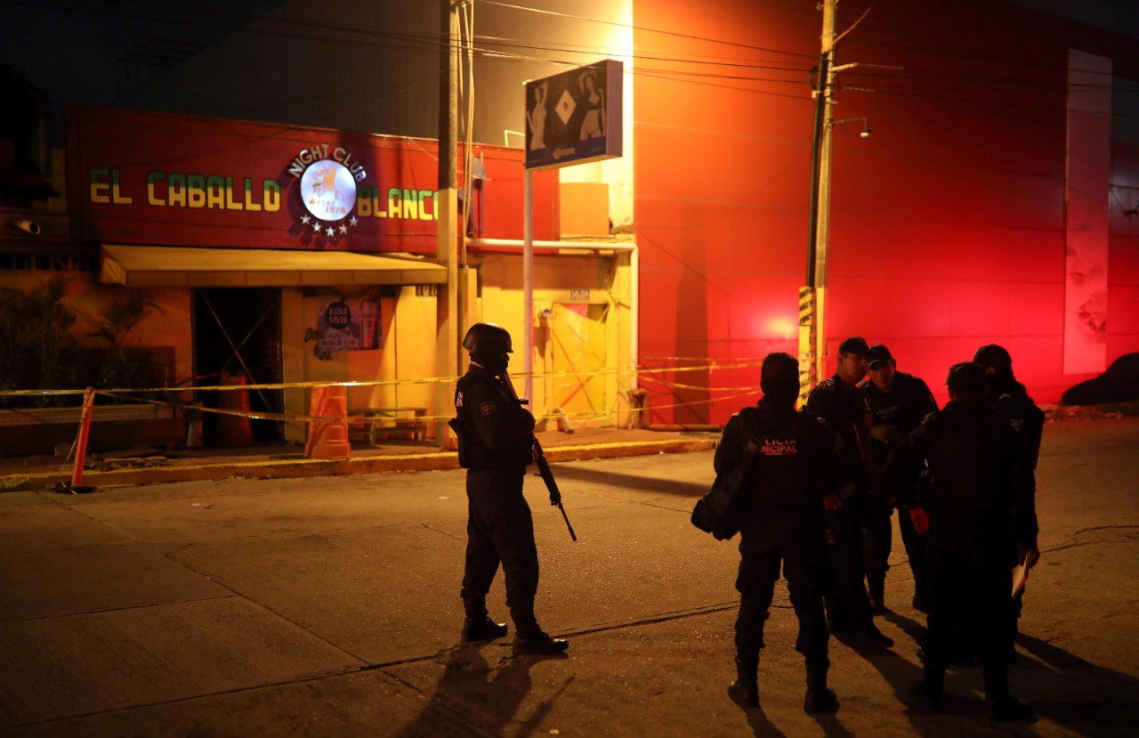 26 killed in fiery attack on bar in southern Mexico | CP24 com