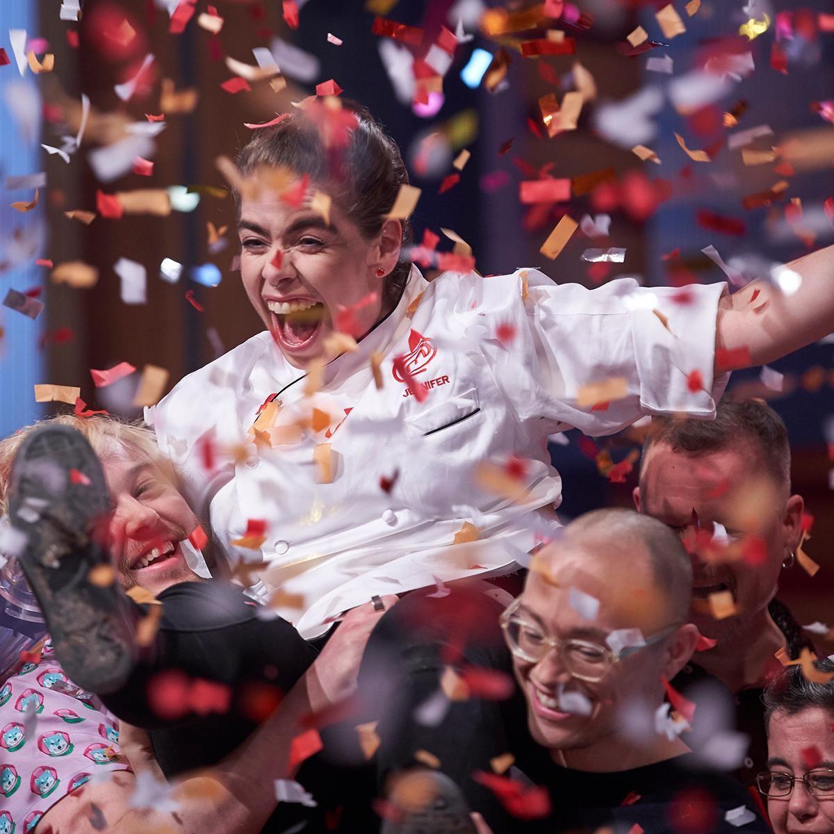 Nova Scotia's Jennifer Crawford crowned winner of MasterChef