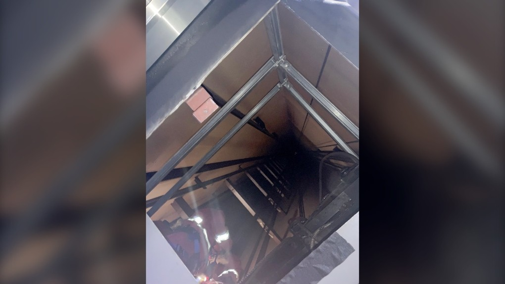 Two Of Six Cables Snapped In Calgary Tower Elevator Mishap