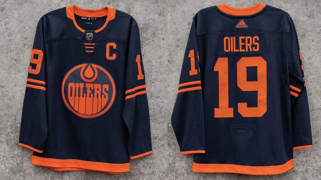 Oilers Reveal Alternate Jersey For Upcoming Season Ctv News