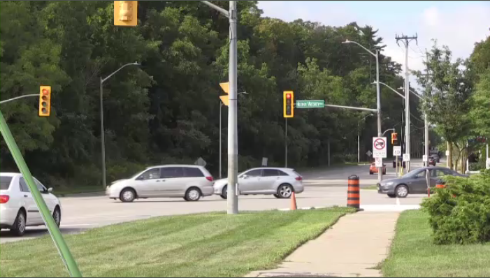 Serious motorcycle collision under investigation   CTV News