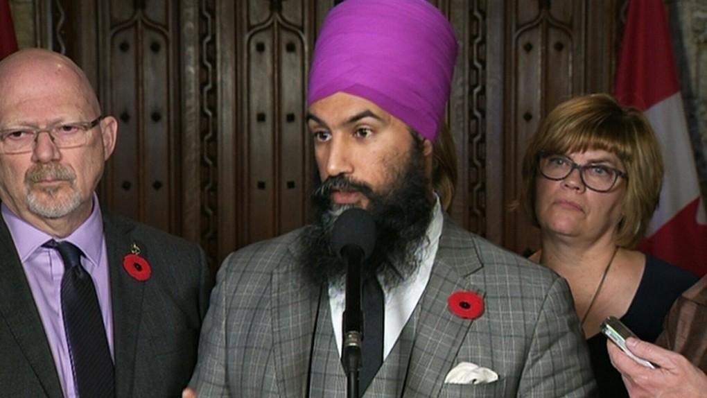 NDP, federal election, Green, Jagmeet Singh, Elizabeth May