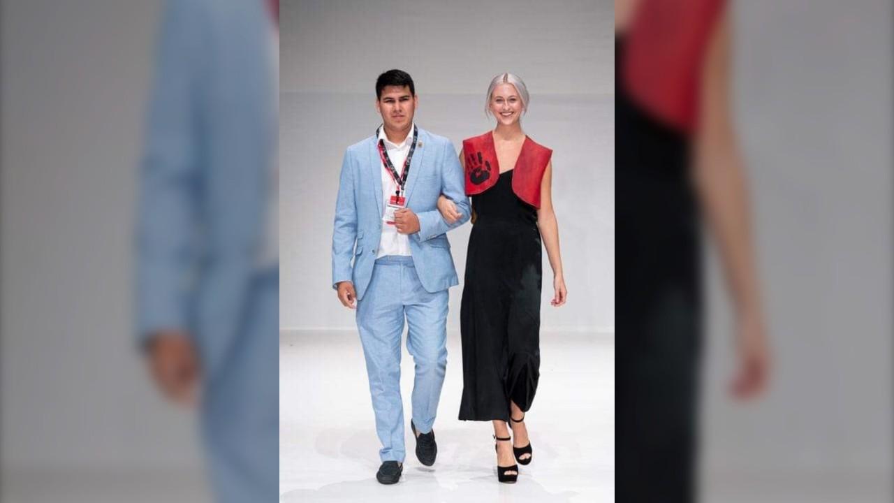 Local Fashion Designer Showcases Work In London England Ctv News