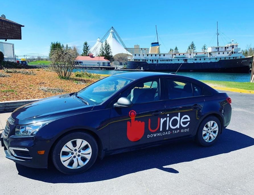 Ride-share company Uride coming to Vancouver Island | CTV News