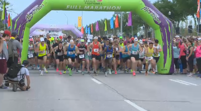 Manitoba Marathon to impact traffic, says city | CTV News