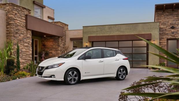 Nissan Leaf Range >> 2019 Nissan Leaf To Get More Power And Longer Range Report