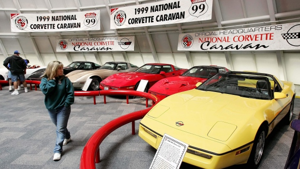 National Corvette Museum >> Corvette Museum Seeking Donations Of Non Corvette Vehicles Ctv