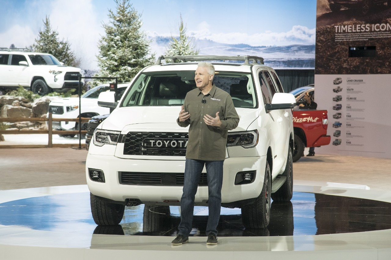Massive 2020 Toyota Sequoia Trd Pro Nearly Comes With Own Zip Code Ctv News Autos
