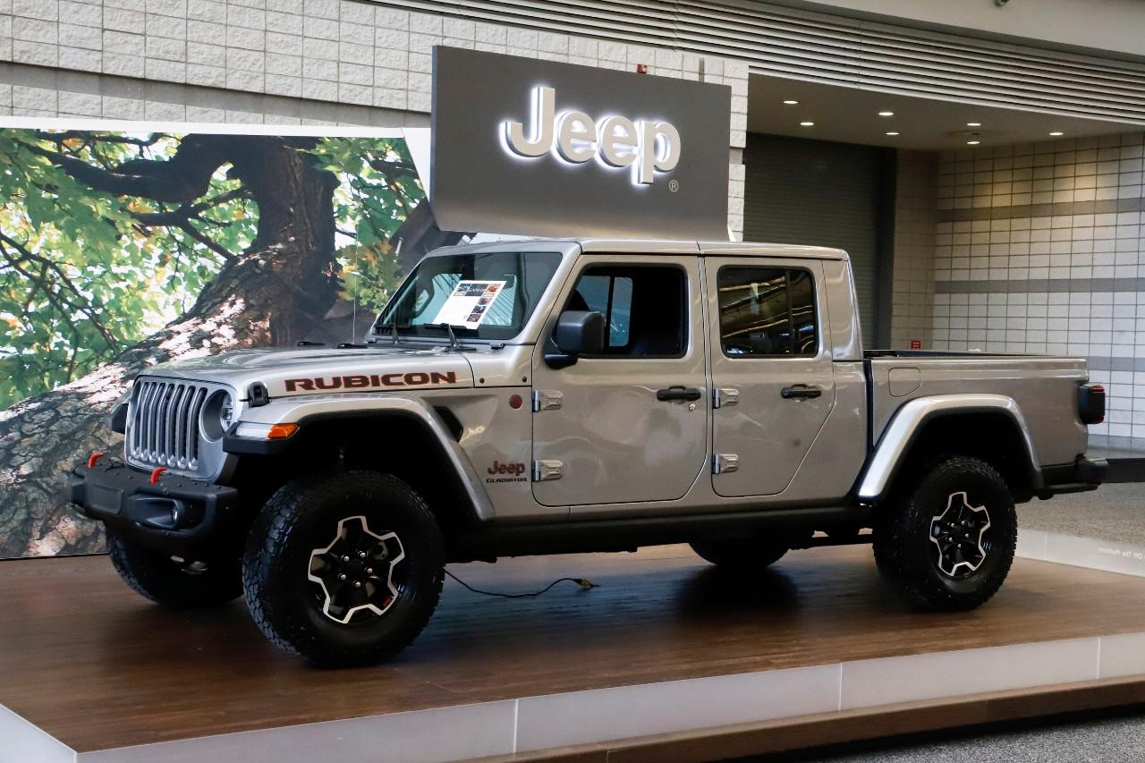 2020 Jeep Gladiator Galt Chrysler Dodge Ltd