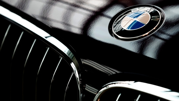 Bmw Expects Hit From Trade Dispute And Emissions Tests Ctv