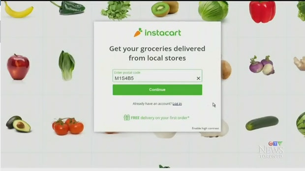 Instacart to expand Toronto office into tech hub, hire 200