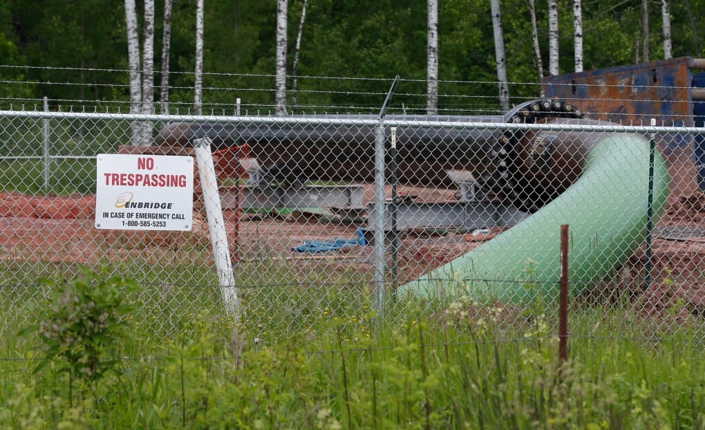 Enbridge pipeline project hits another Minnesota obstacle