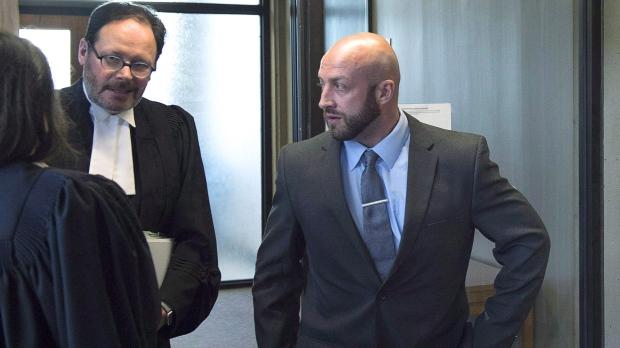 Prosecution wraps case at gang-rape trial of U K  sailor in Halifax