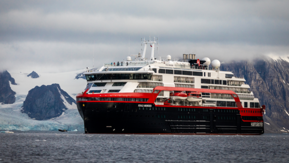 One of the first cruise ships to resume operations reports COVID-19 cases