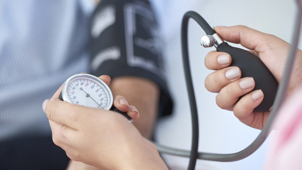 You might want to change the time of day you take blood pressure medicine