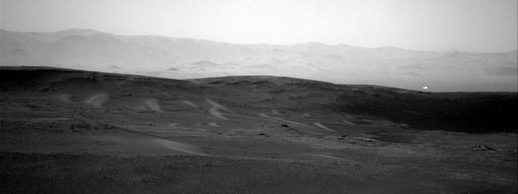 Mars mysteries: NASA rover captures strange white light