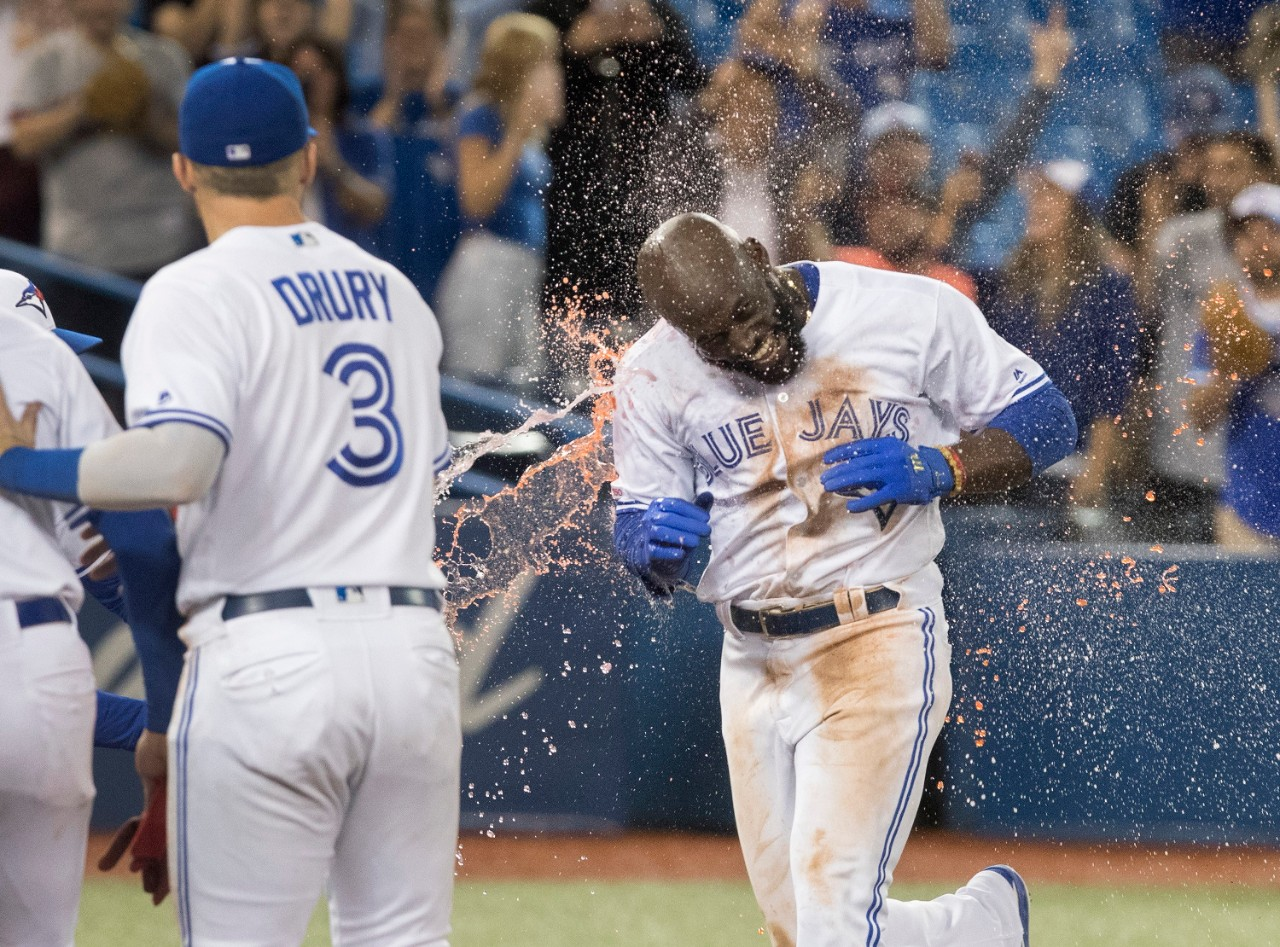 Toronto's Alford hits home run to end Jays-Orioles 15-inning ...