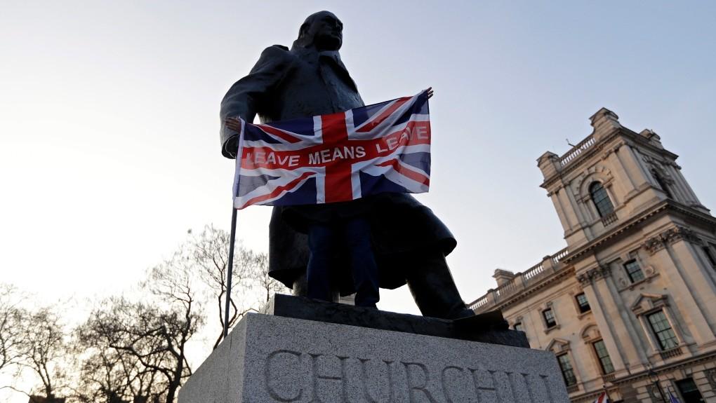 Island or European nation? Rival views of U K  shape Brexit