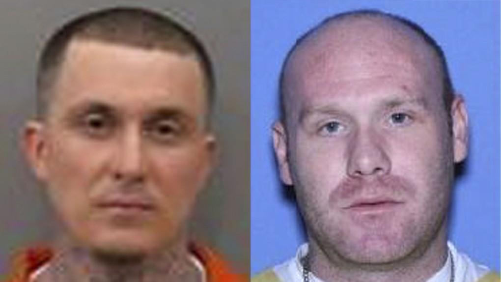 Arkansas white supremacist jail fugitives captured | CTV News