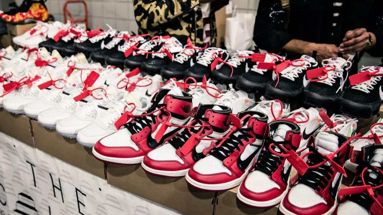 Sneaker Con kicks off in Vancouver for