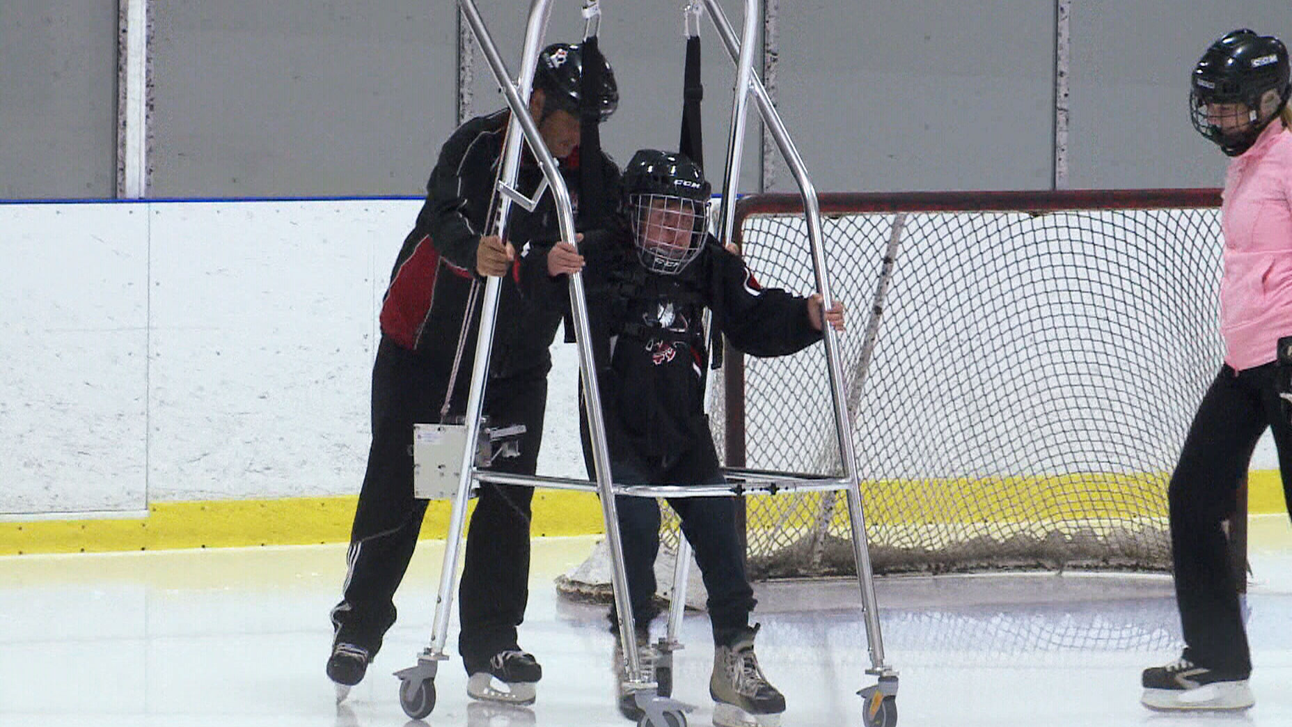 Hockey Players With Assistive Devices Barred From Ont Tournaments