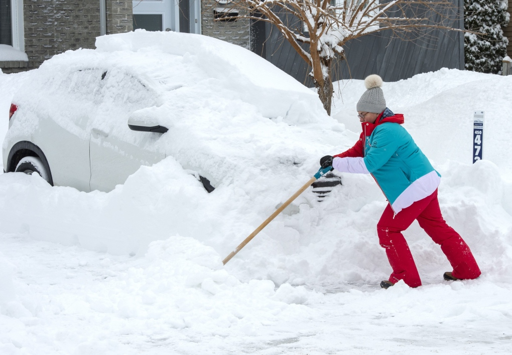 Freezing, frigid and frosty': Farmers' Almanac forecasts a