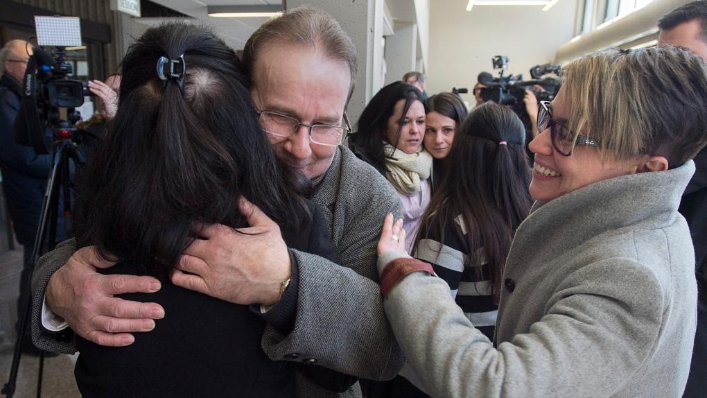 I proved my innocence': Glen Assoun cleared of murder after
