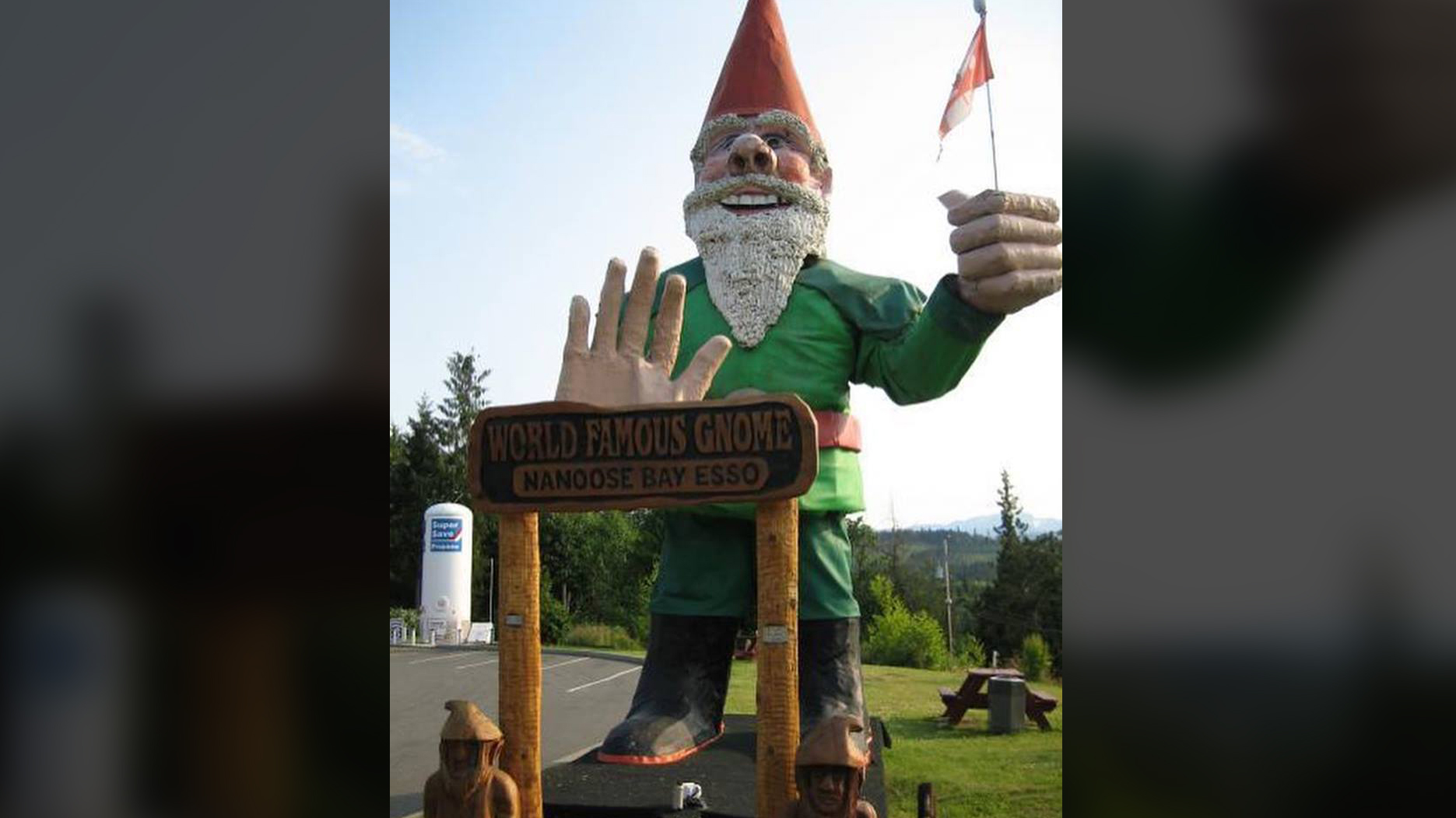 Howard' the world's largest gnome in B.C. needs new home ... on love house plans, fairy house plans, gnome house plans, spirit house plans, fish house plans, giant house plans, vampire house plans, house house plans, elvish house plans, toy story house plans, twilight house plans, horse house plans, tucker house plans, bear house plans, toad house plans, elf house plans, zombie house plans, angel house plans, pirate house plans, fox house plans,