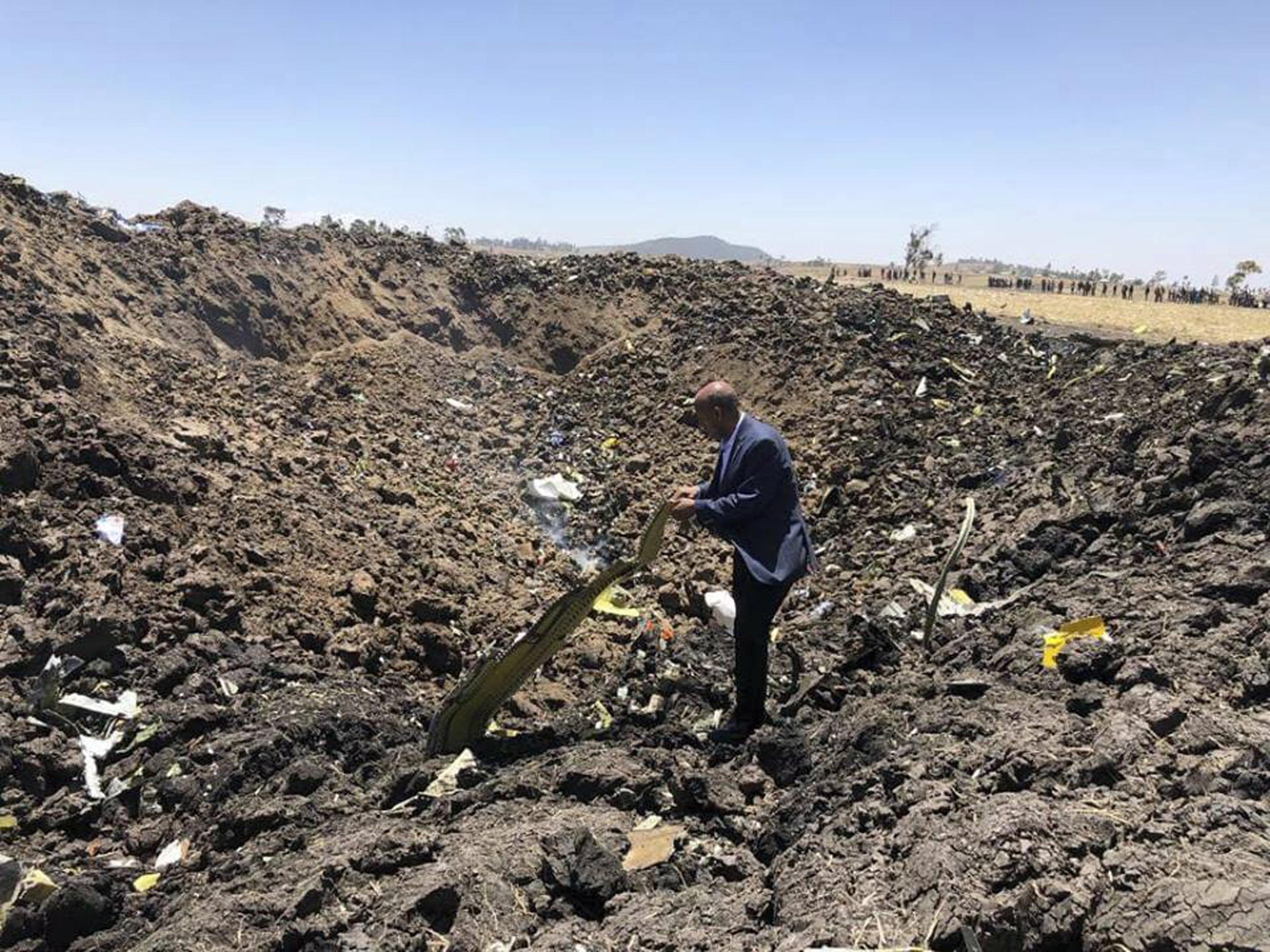 Ethiopian crash victims were aid workers, doctors, students