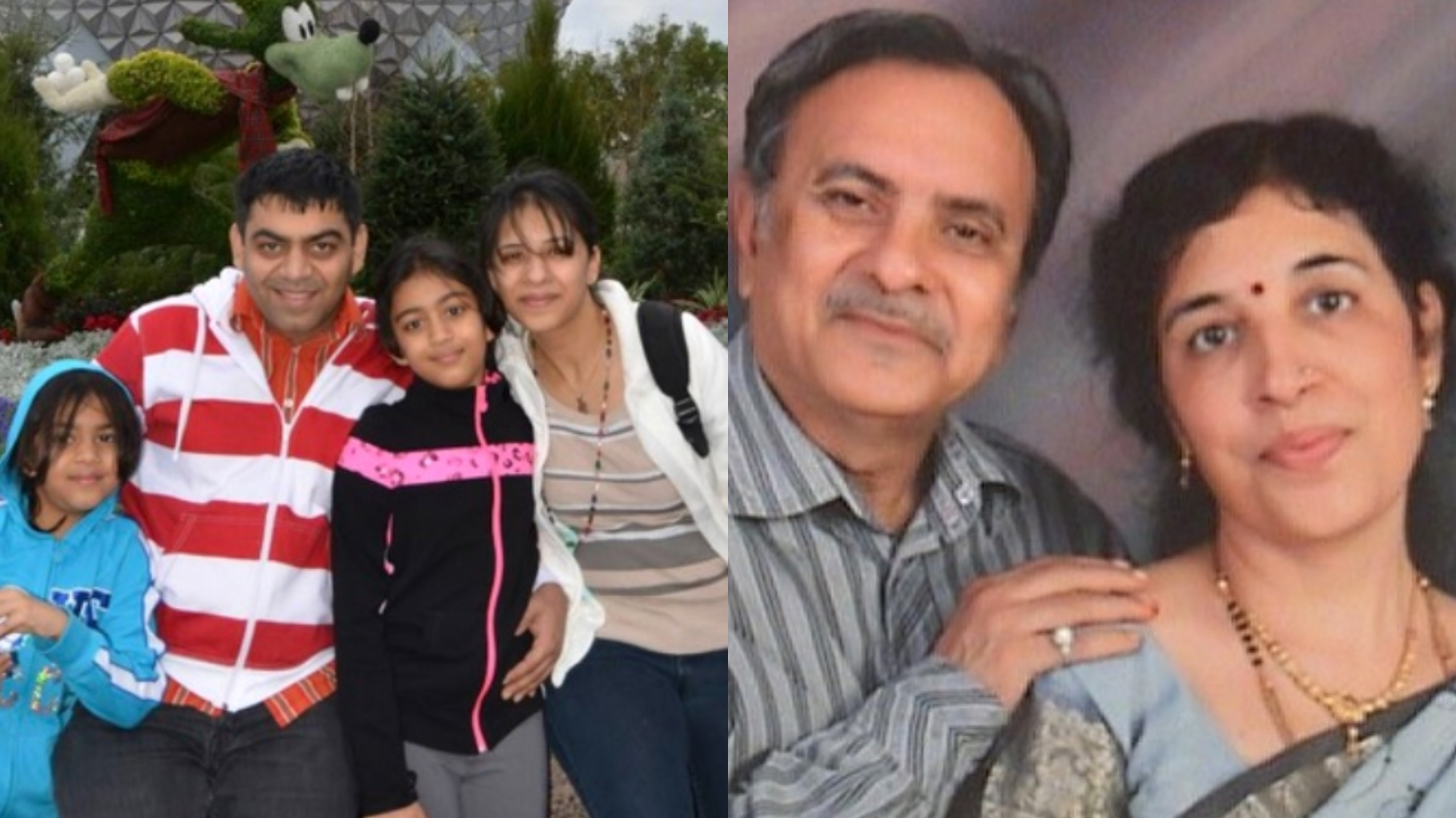 Six members of a Brampton family are among the dead in Ethiopian
