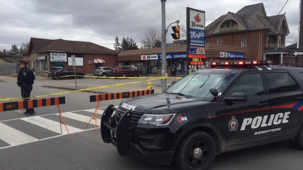 Man seriously injured in Brantford shooting | CTV News Kitchener