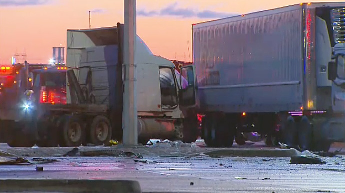 Driver in critical condition after Brampton crash involving