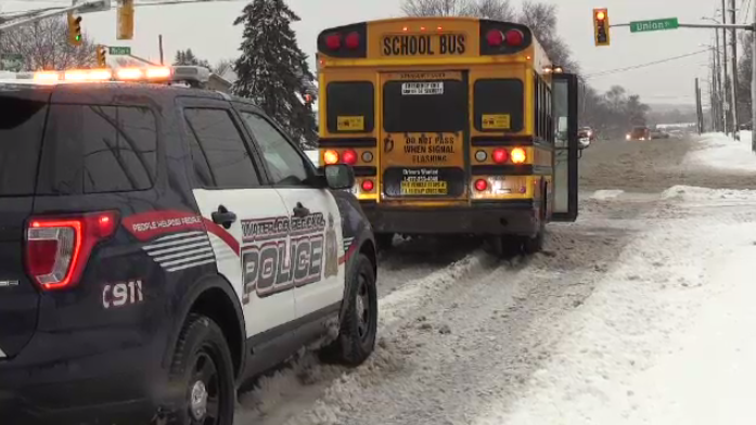 3 School Buses Involved In Crashes In Region During Messy Morning Ctv News