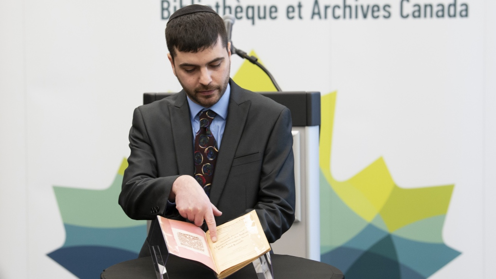 Library and Archives spends $6K to acquire Jewish census