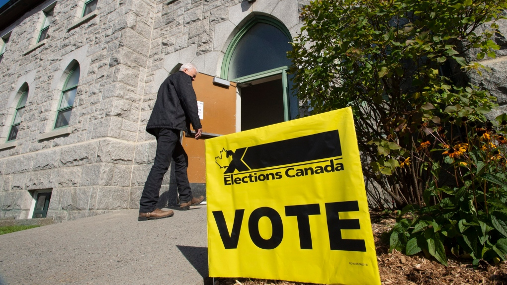 Turnout At Advance Polls Up More Than 2 Million Canadians Have