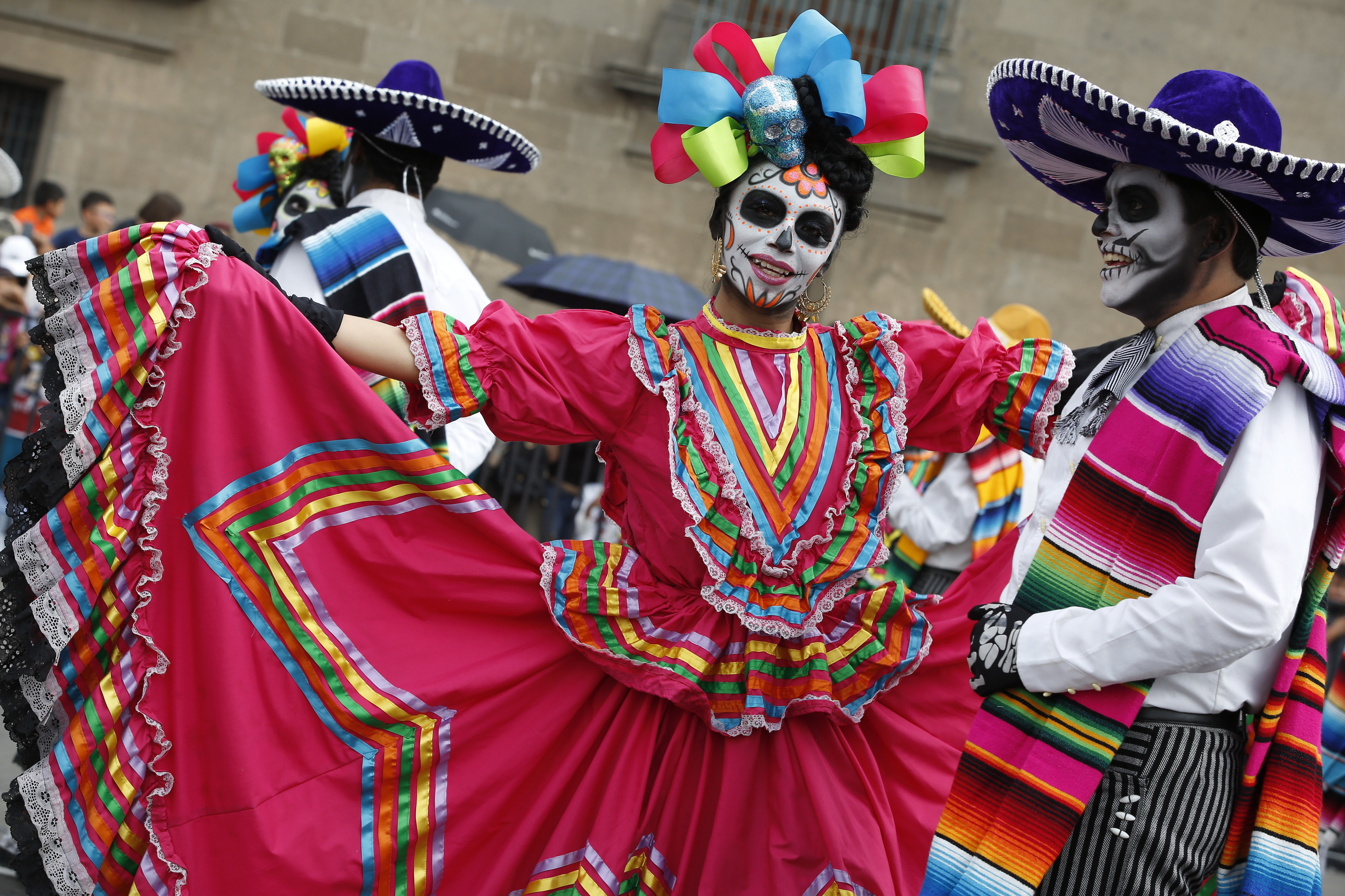 Mexican Halloween Day Of The Dead 2020 Why Day of the Dead is not 'Mexican Halloween' | CTV News