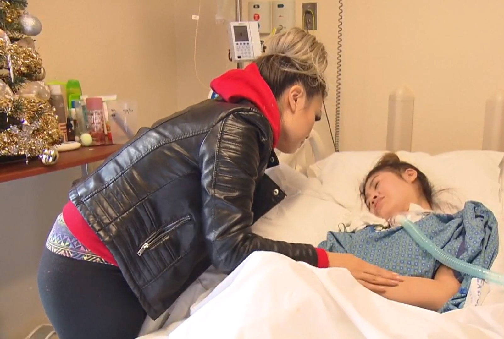 Cosmetic Surgery Leaves Teen Brain Damaged Mother Just Wants Daughter Back Ctv News