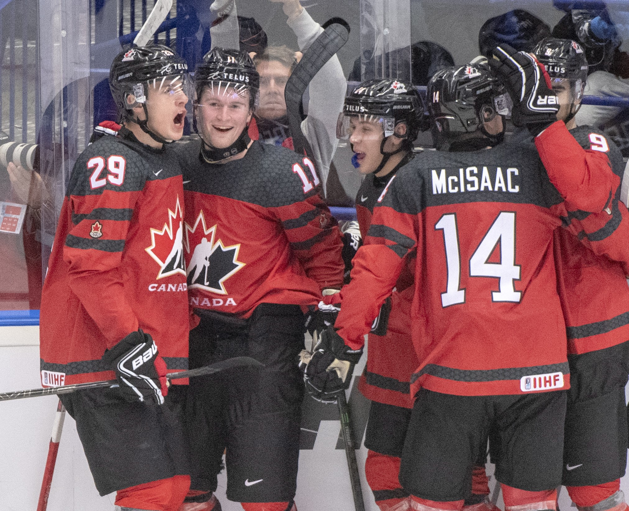 Lafreniere Canada Roar Back To Beat The U S At World Juniors Ctv News