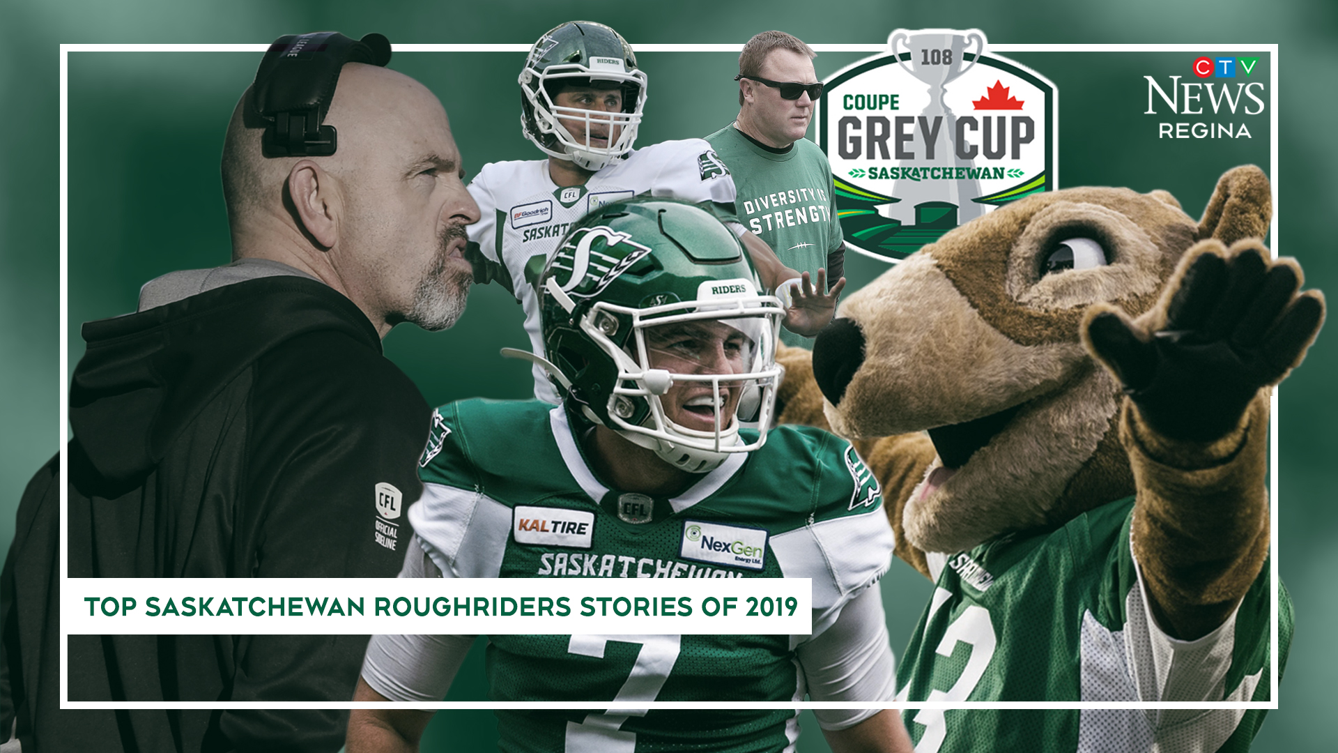 The Top Saskatchewan Roughriders Stories Of 2019 Ctv News