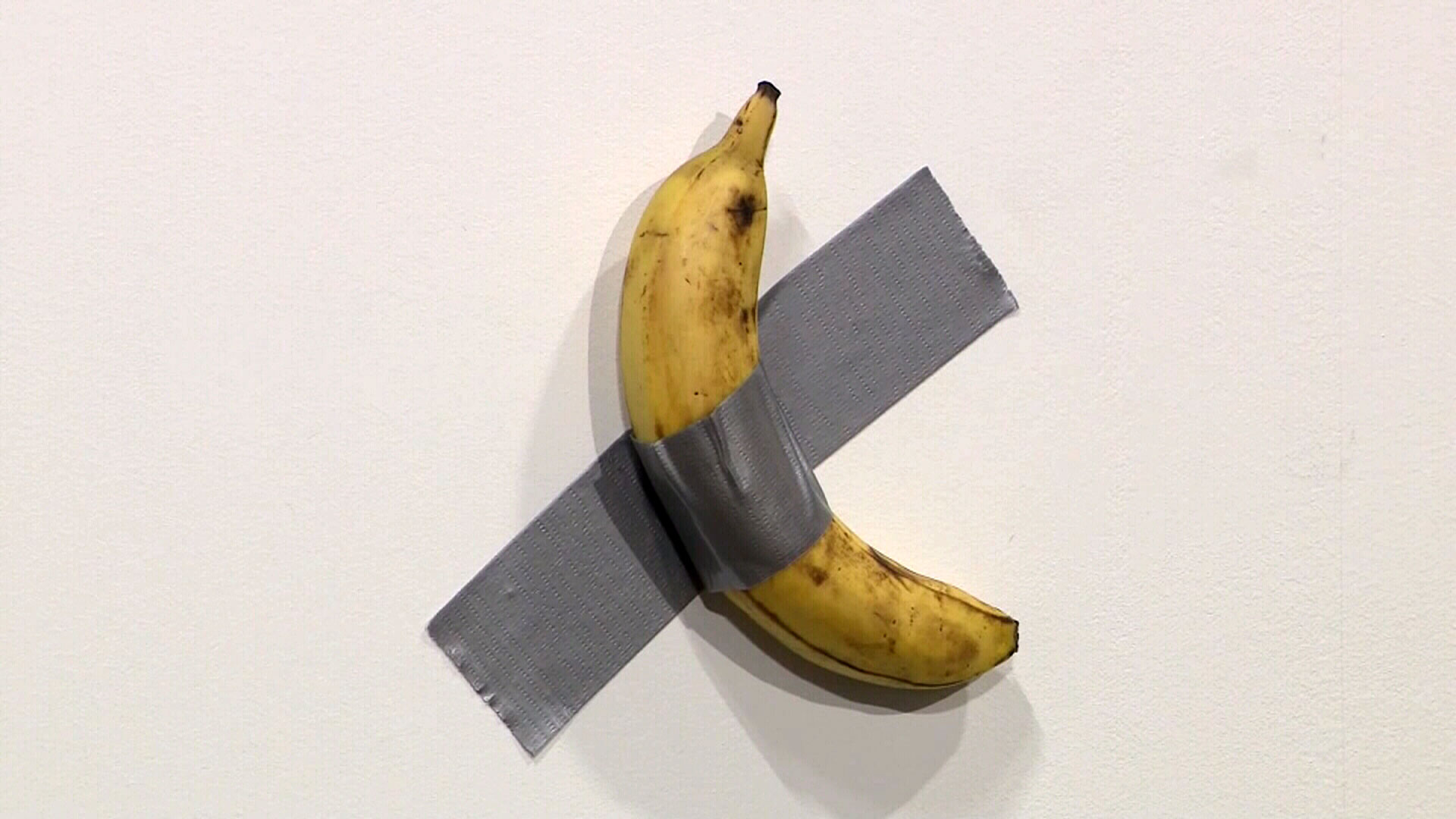 Why A Banana Duct Taped To A Wall Sold For 120 000 Ctv News