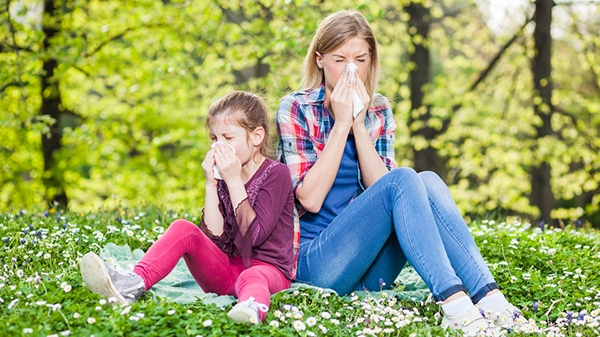 B C 's allergy season 'delayed but strong' this year