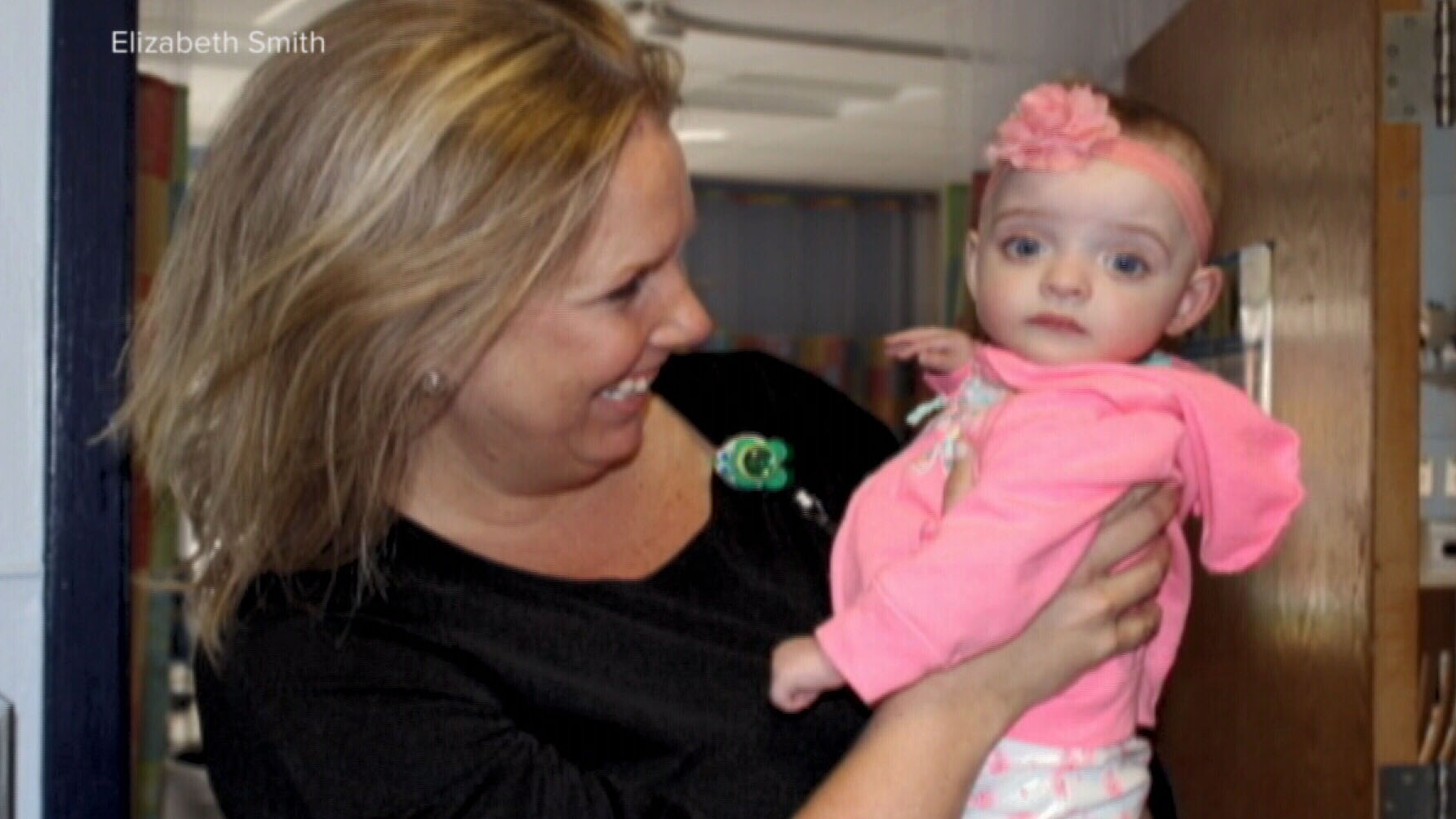 Changed my life': Nurse adopts baby who had no visitors for five