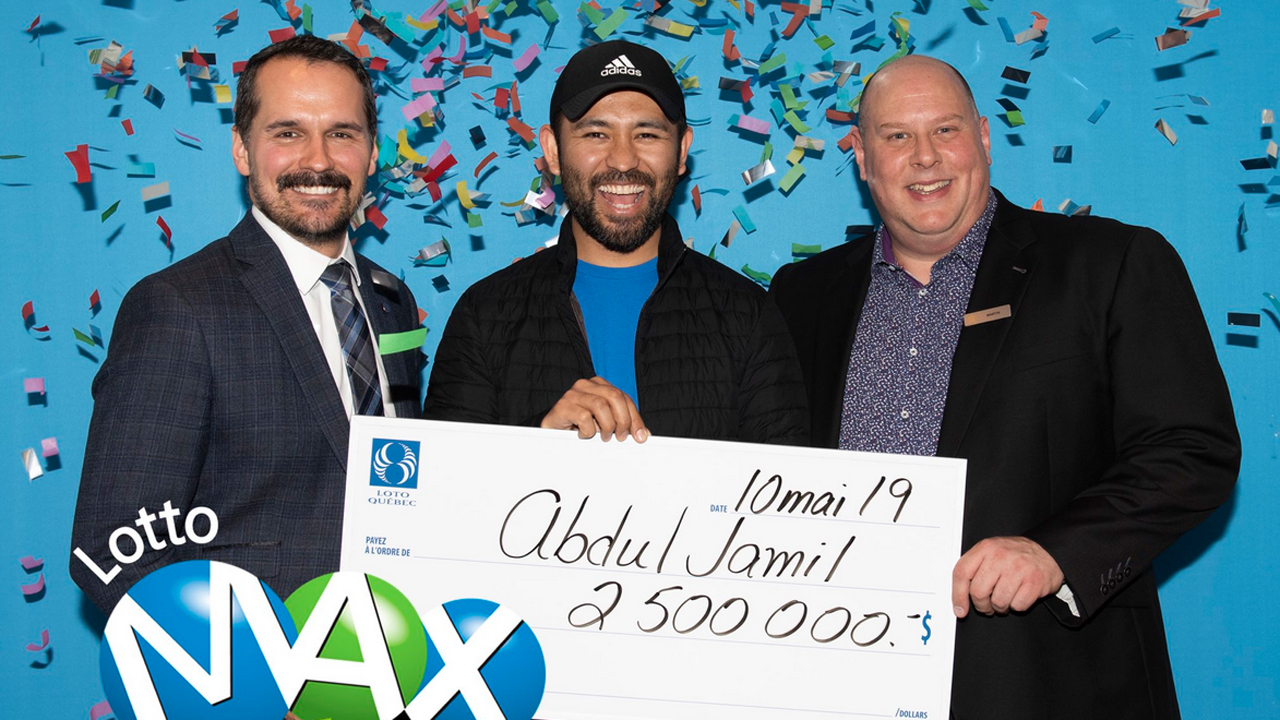Final Lotto Max winner comes forward | CTV News Montreal