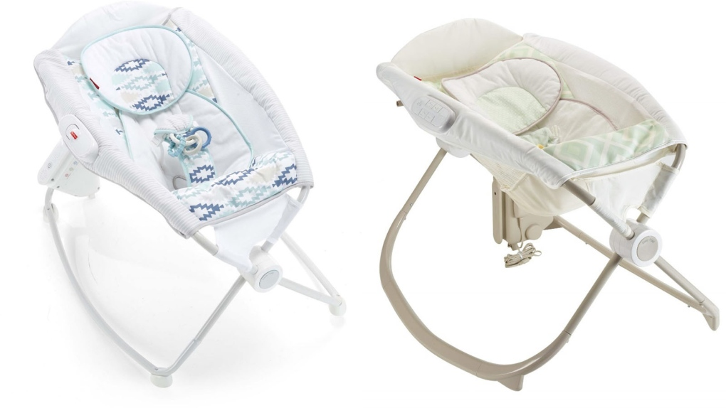 Fisher-Price Rock 'n Play Sleepers recalled in Canada | CTV News