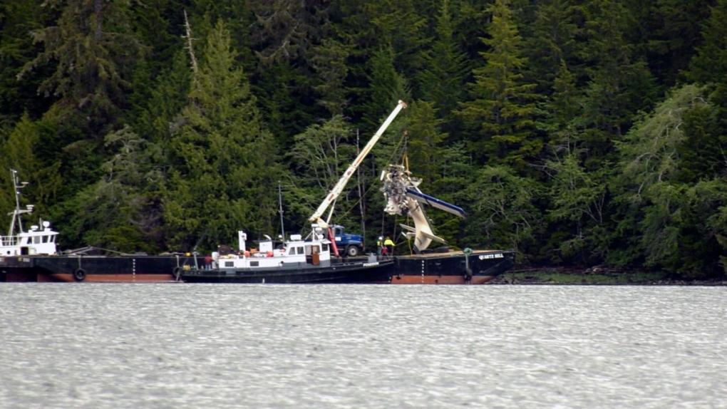 Preliminary report into fatal Alaska float plane crash